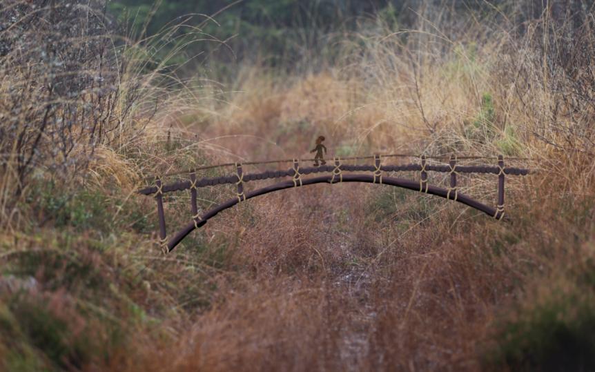 En liten bro
